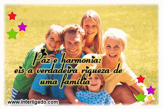 Lindas Mensagens Sobre A Importância Da Família Em Nossas Vidas