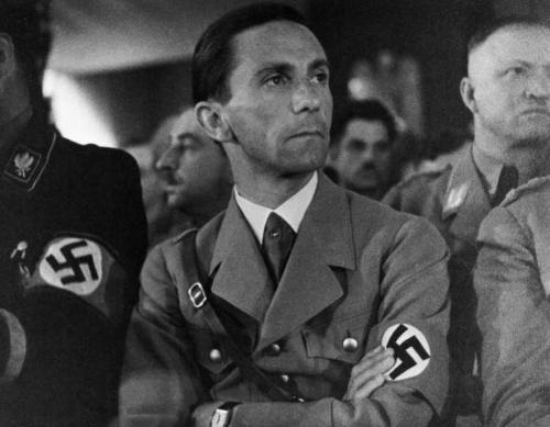 Absolutely BEST quotes ever! - Page 437 - Stormfront Joseph Goebbels