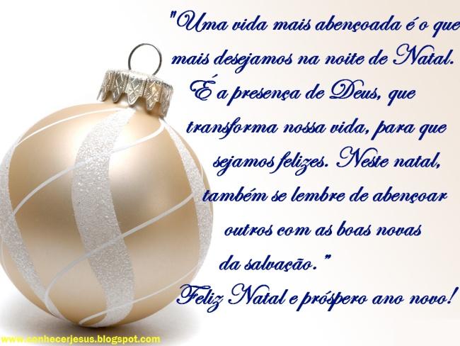 Mensagens De Agradecimento Para Natal