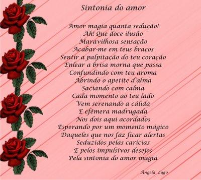 Sintonia do Amor