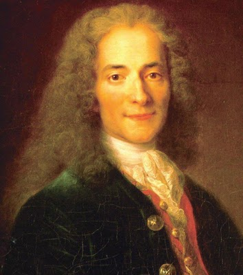 Voltaire - Frases