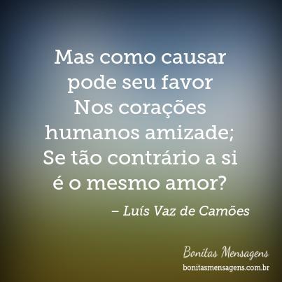 Camões Poemas Tempo E Amor Mensagens Cultura Mix
