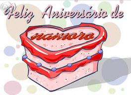 Feliz Aniversário de Namoro
