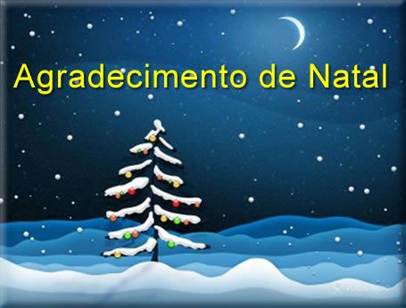 Mensagens de Agradecimento para Natal (10)