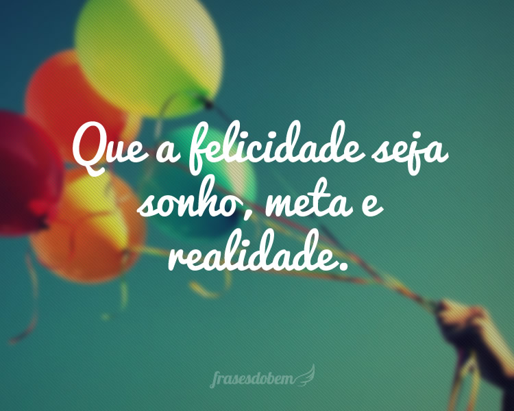 O Que e a Felicidade (3)