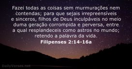 Filipenses 2:14